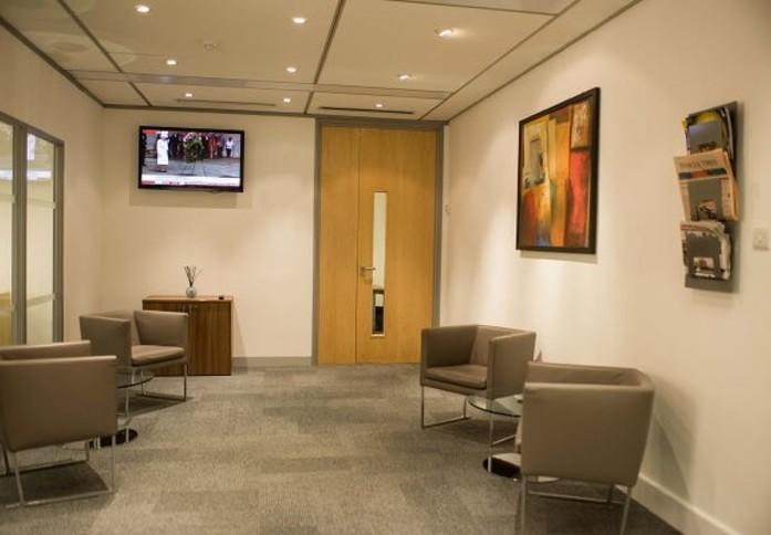 St Nicholas Way RH5 office space – Break Out Area