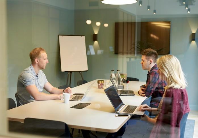 Great Portland Street W1 office space – Meeting/Boardroom