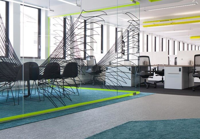 White Lion Street N18 office space – Meeting/Boardroom
