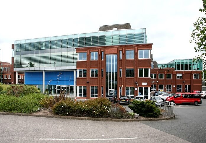 Bickenhill Lane B1 office space – Building External