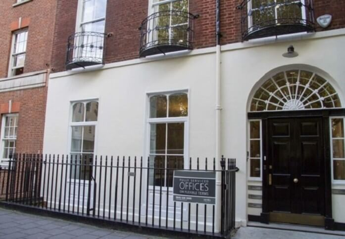 Soho Square W1 office space – Building External