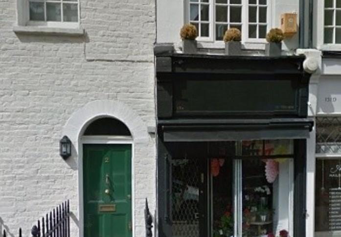 Kensington Church Street W10 office space – Building External