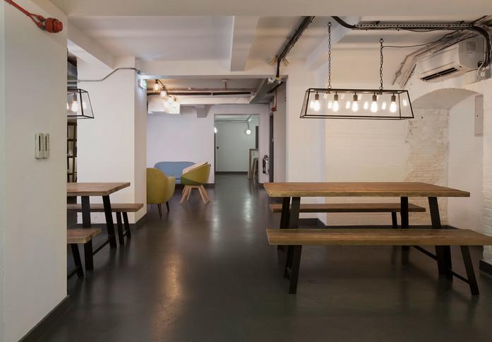 Shoreditch High Street EC1 office space – Break Out Area
