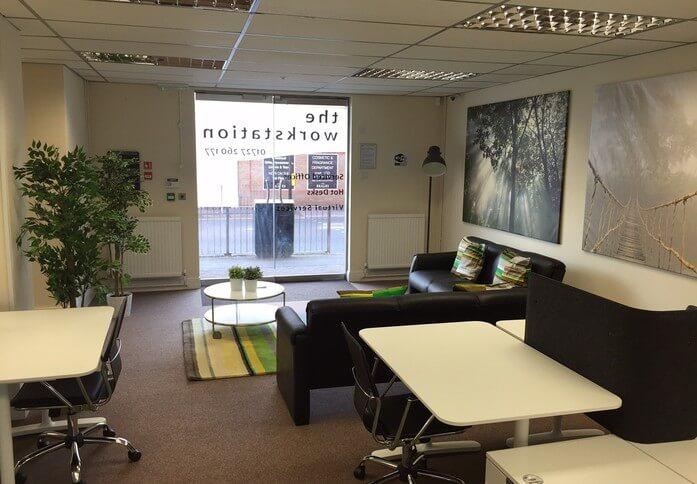 Huntingdon Street PE19 office space – Break Out Area