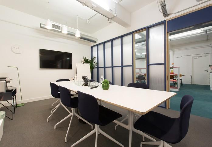 Whitechapel High Street E1 office space – Meeting/Boardroom