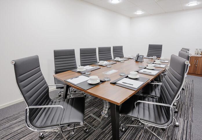 Old Bailey EC1 office space – Meeting/Boardroom