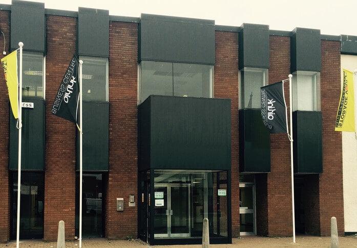 MacDowell Street PA1 - PA3 office space – Building External