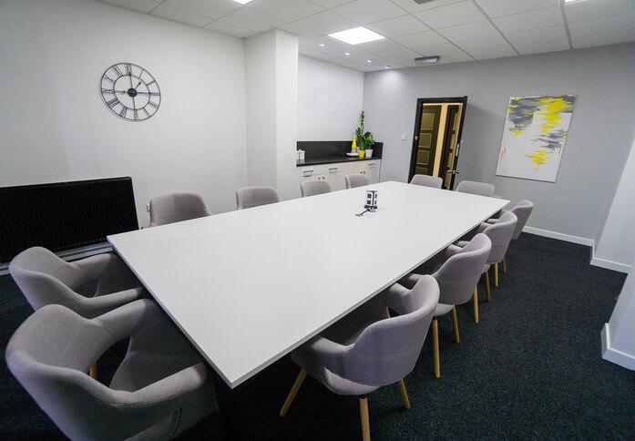 Clark Street PA1 - PA3 office space – Meeting/Boardroom
