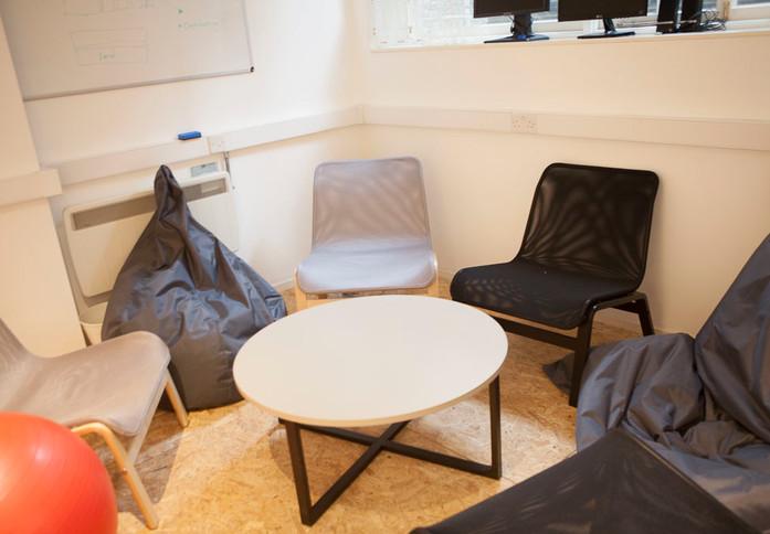 Winkley Street E2 office space – Break Out Area