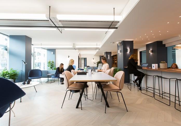 Eastbourne Terrace W2 office space – Break Out Area