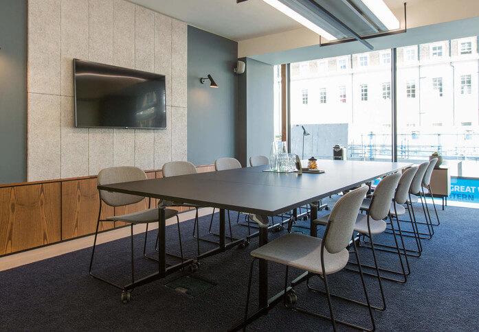 Eastbourne Terrace W2 office space – Meeting/Boardroom