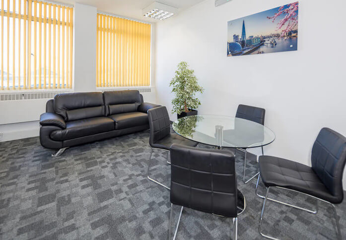 York Road SE1 office space – Break Out Area
