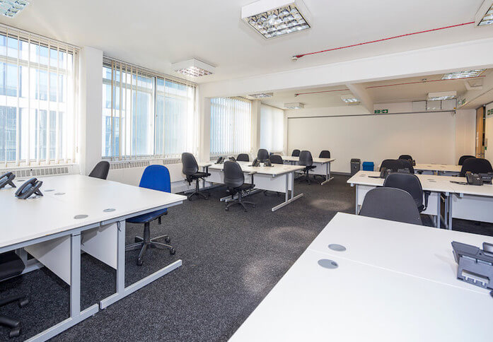York Road SE1 office space – Private Office (different sizes available)