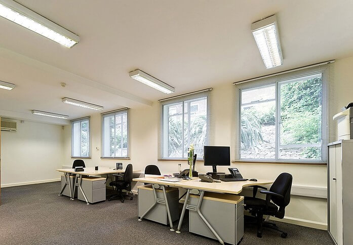 Gower Street WC1 office space – Private Office (different sizes available)