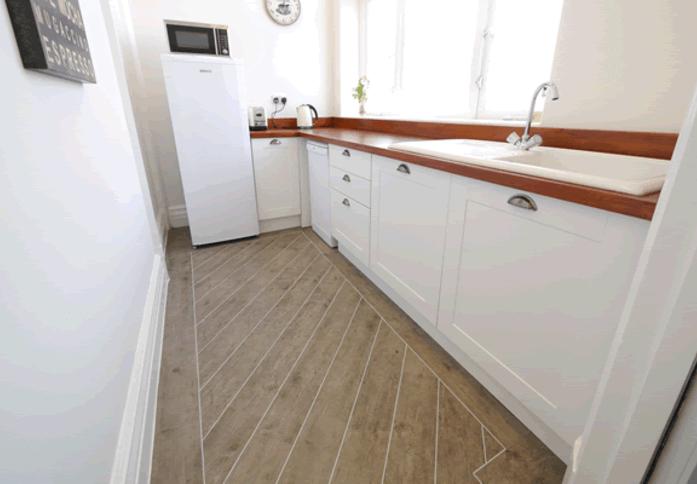 Clervaux Terrace NE1 office space – Kitchen