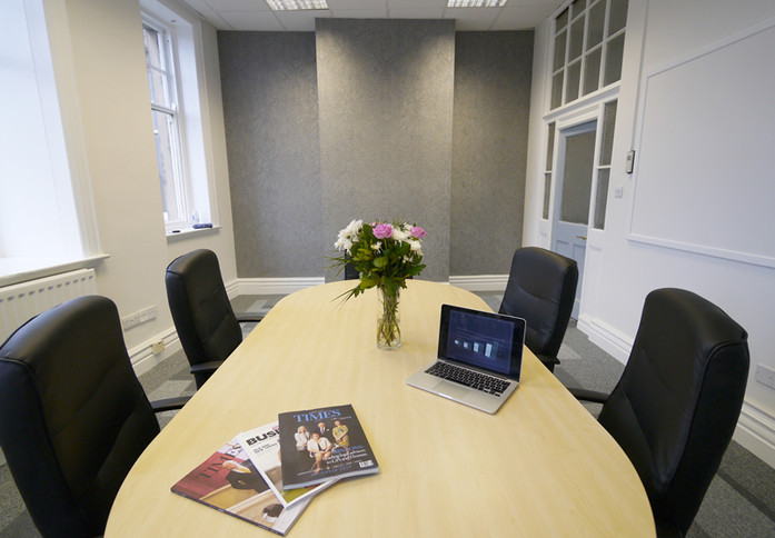 Clervaux Terrace NE1 office space – Meeting/Boardroom