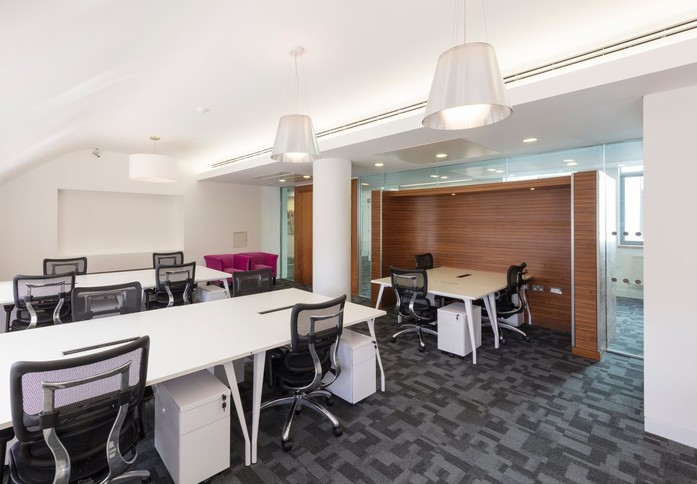 Paris Garden SE1 office space – Private Office (different sizes available)