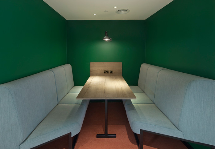 Ramillies Street W1 office space