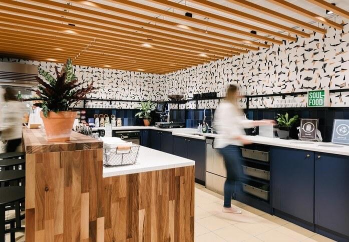 Stamford Street SE1 office space – Kitchen