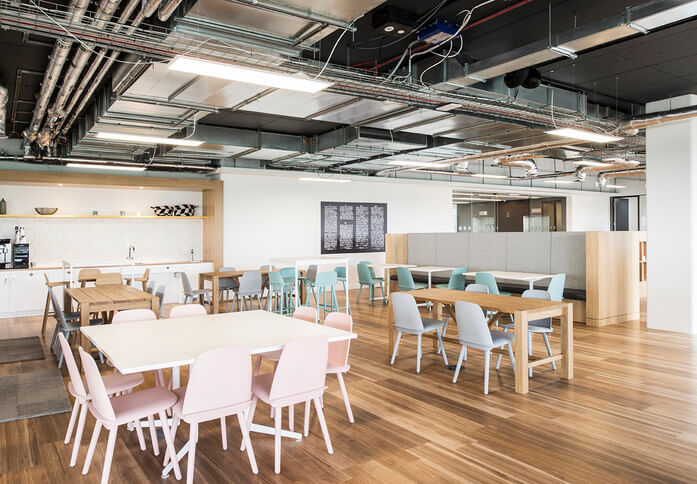 Lakeside Drive NW10 office space – Coworking/shared office