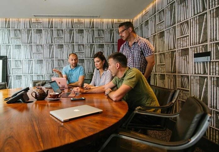 Clerkenwell Road EC1 office space – Meeting/Boardroom