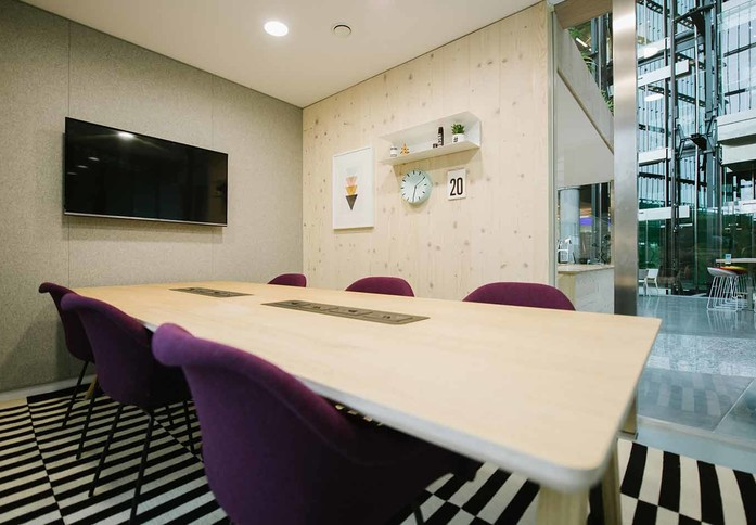 Kingdom Street W2 office space – Meeting/Boardroom