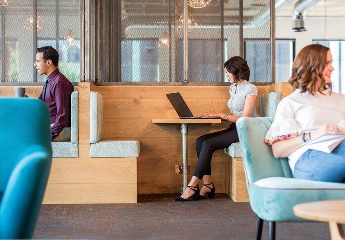 Duke's Place E1 office space