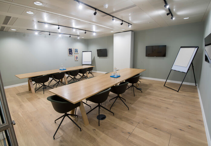 Wood Lane W12 office space – Meeting/Boardroom