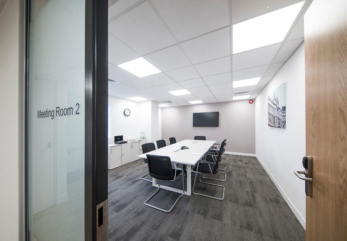 Lewisham High Street SE13 office space – Meeting/Boardroom