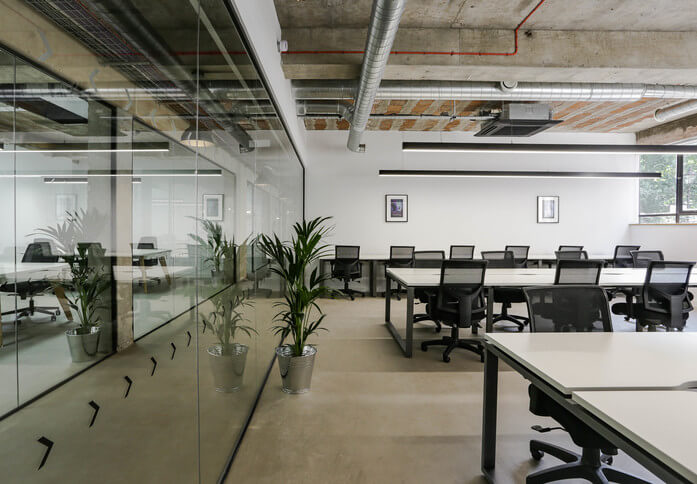 Luke Street EC1 office space – Coworking/shared office