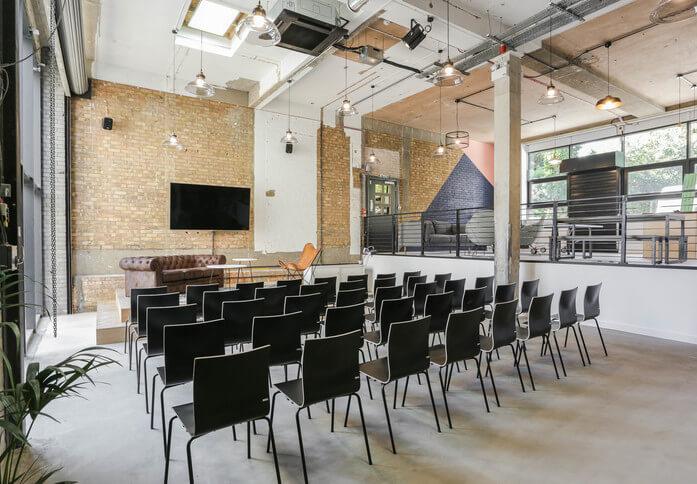 Luke Street EC1 office space – Meeting/Boardroom
