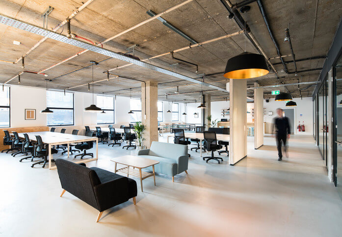 Leman Street E1 office space – Coworking/shared office