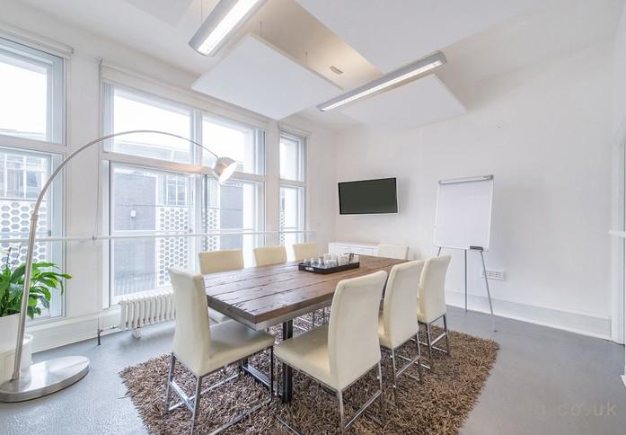 Charterhouse Street EC1 office space – Meeting/Boardroom