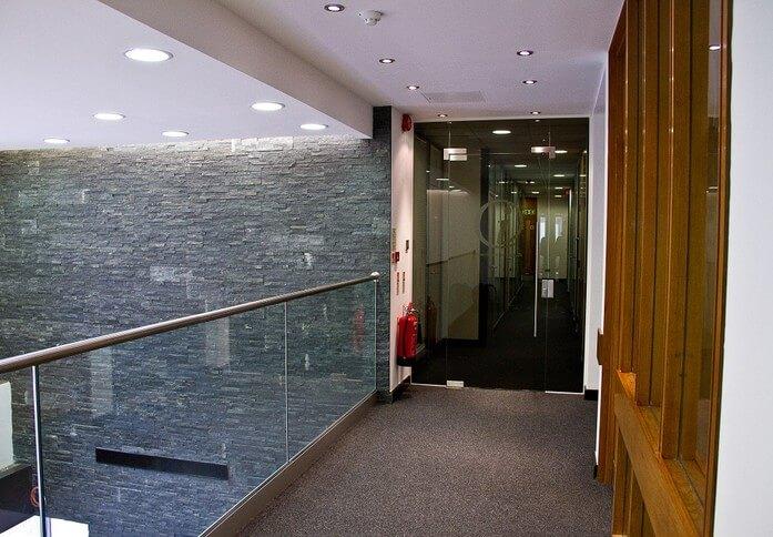 Eastern Road RM1 office space – Hallway