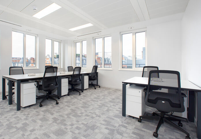 New Cavendish Street NW1 office space – Private Office (different sizes available)