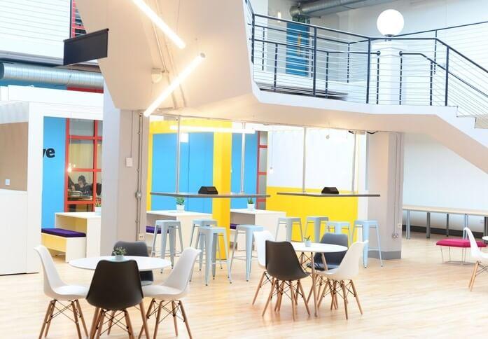 William Street NE8 office space – Break Out Area