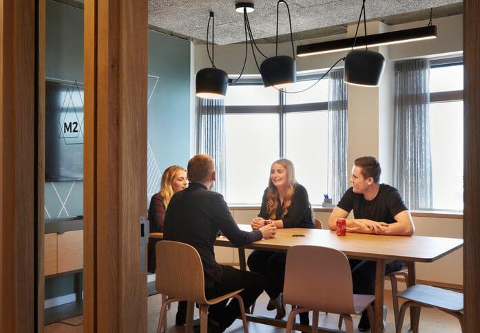 Suffolk Street Queensway B1 office space – Meeting/Boardroom