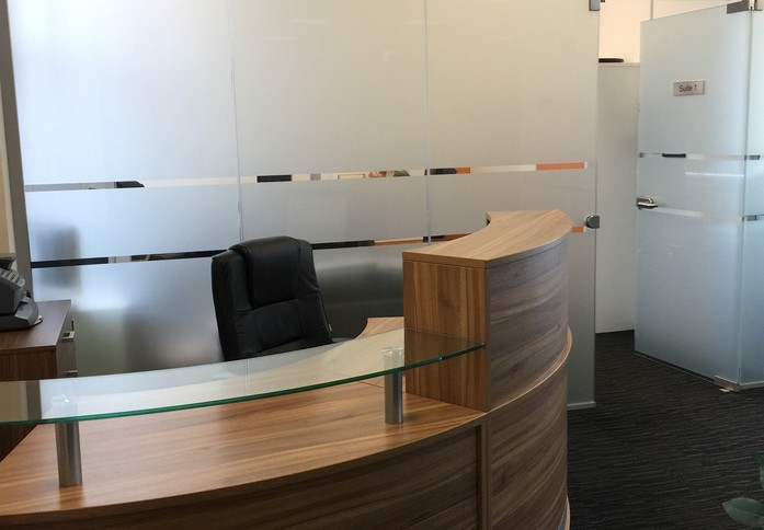 High Street BR3 office space – Reception