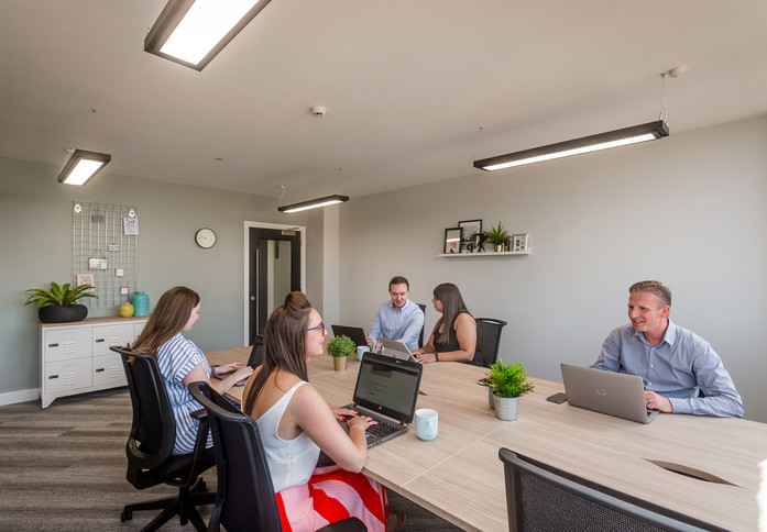 Chester Road M1 office space – Coworking/shared office