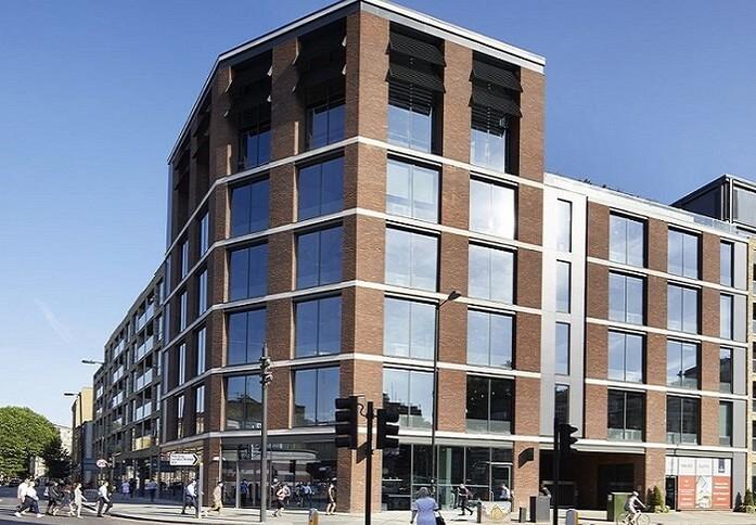 Borough High Street SE1 office space – Building External
