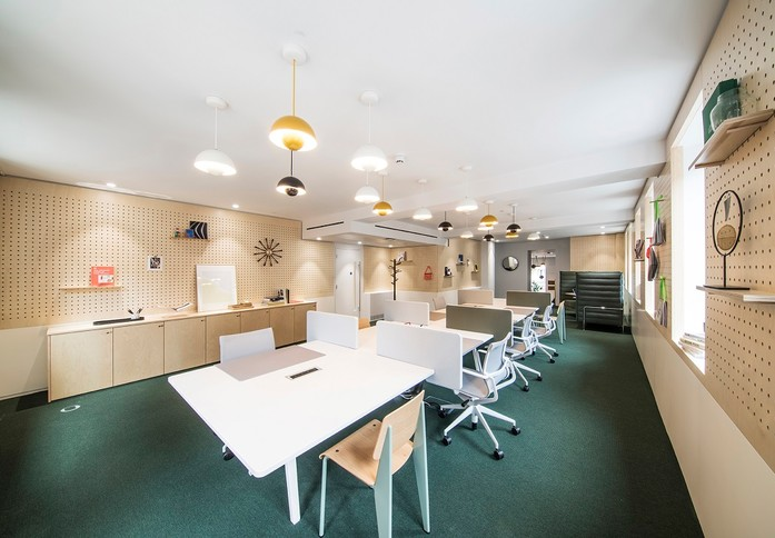 New Cavendish Street W1 office space – Shared Office
