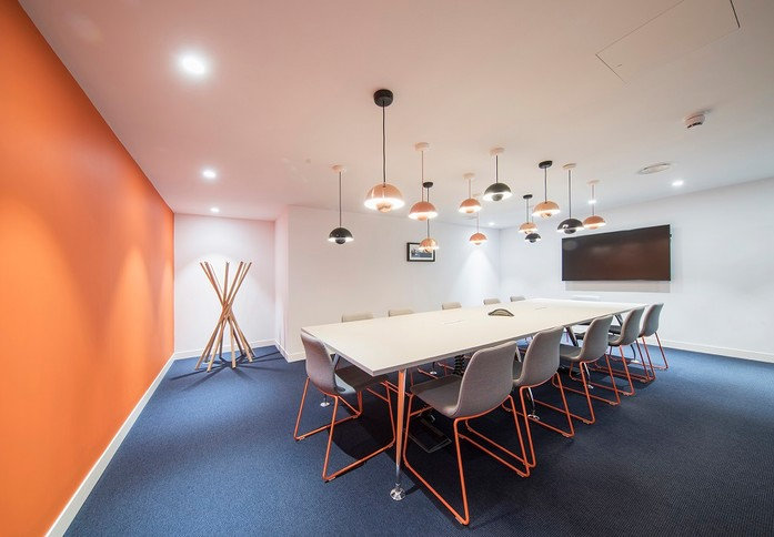 New Cavendish Street W1 office space – Meeting/Boardroom