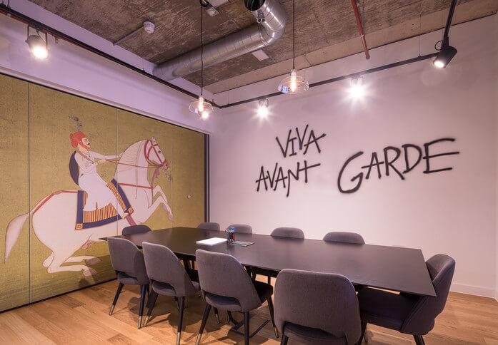 Whitechapel E1 office space – Meeting/Boardroom