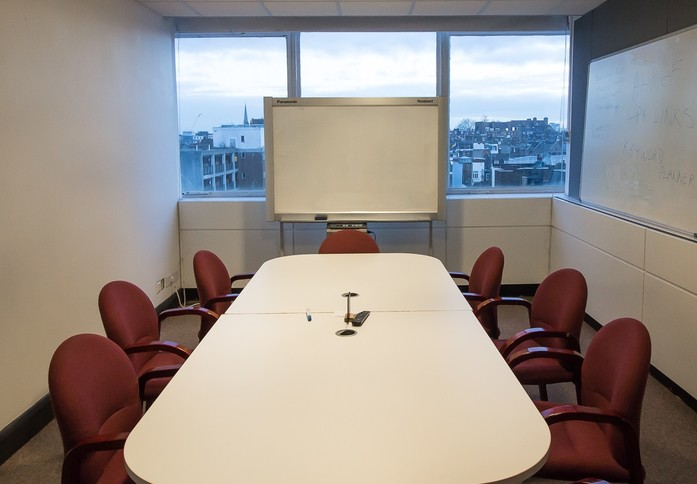 Notting Hill Gate W10 office space – Meeting/Boardroom