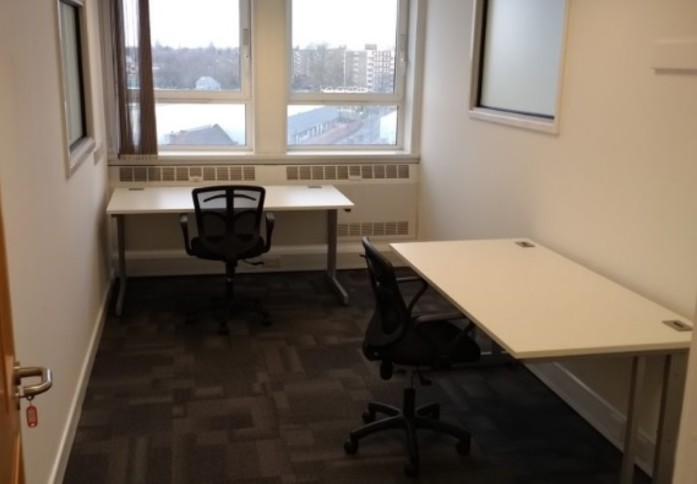 Park Street WS1 - WS10 office space – Private Office (different sizes available)
