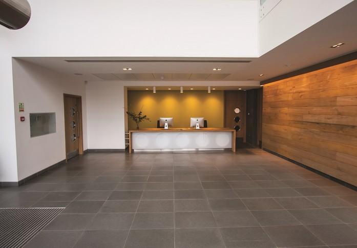 Albert Street SL1 office space – Reception