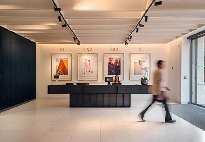 Mandela Street NW1 office space – Reception