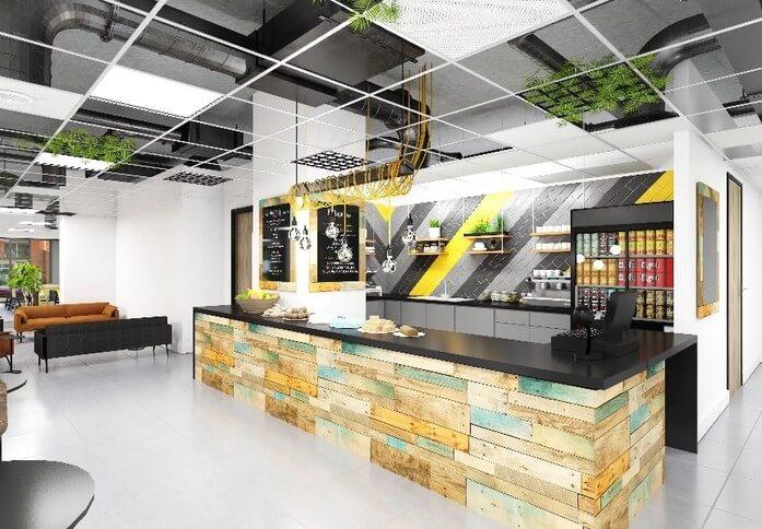 Victoria Street BS1 office space – Restaurant