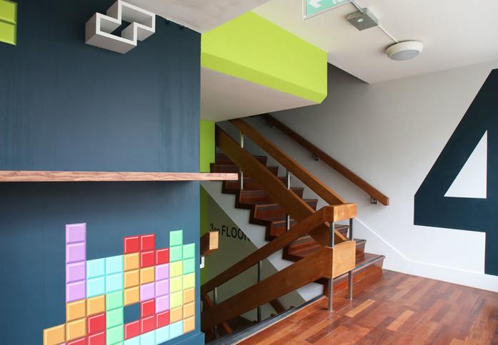 Marshalsea Road SE1 office space – Hallway
