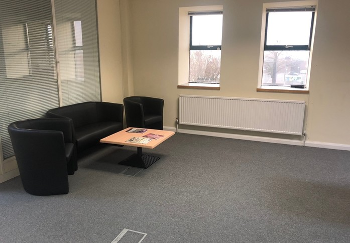 London Road BR8 office space – Break Out Area